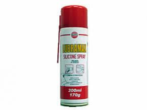 LUBRAMAX SILICONE SPRAY